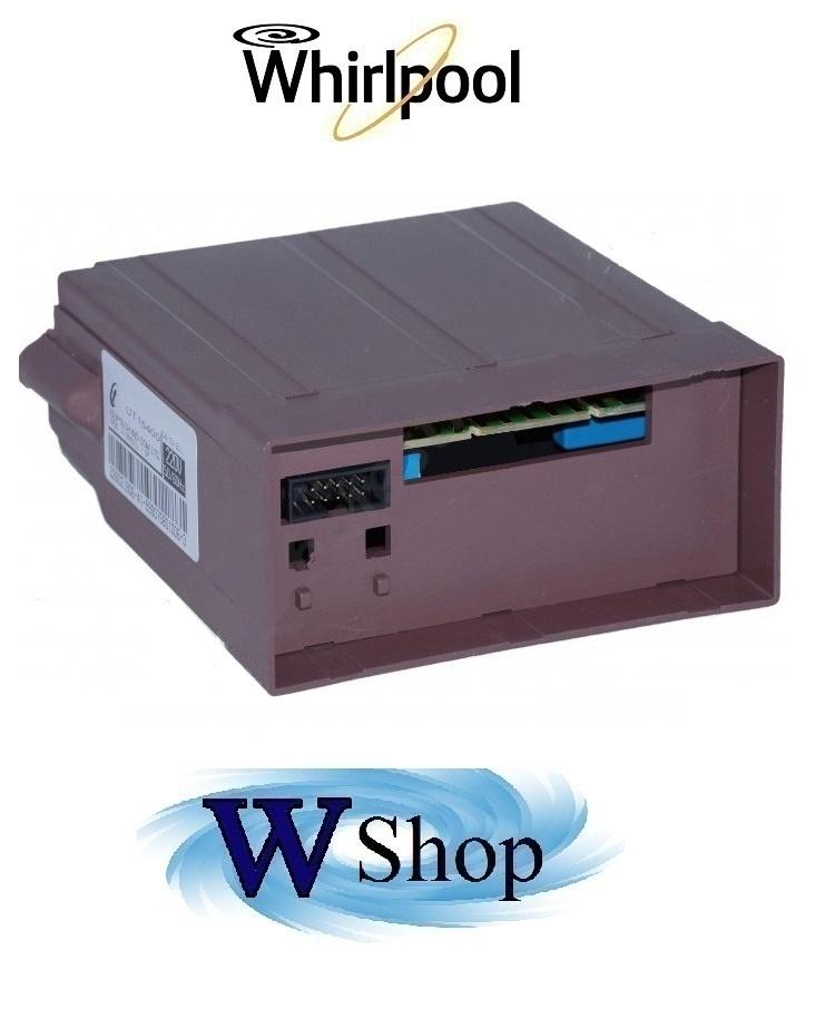 Schema Elettrico Frigorifero Whirlpool : Scheda elettronica rigenerata per frigorifero whirlpool arc