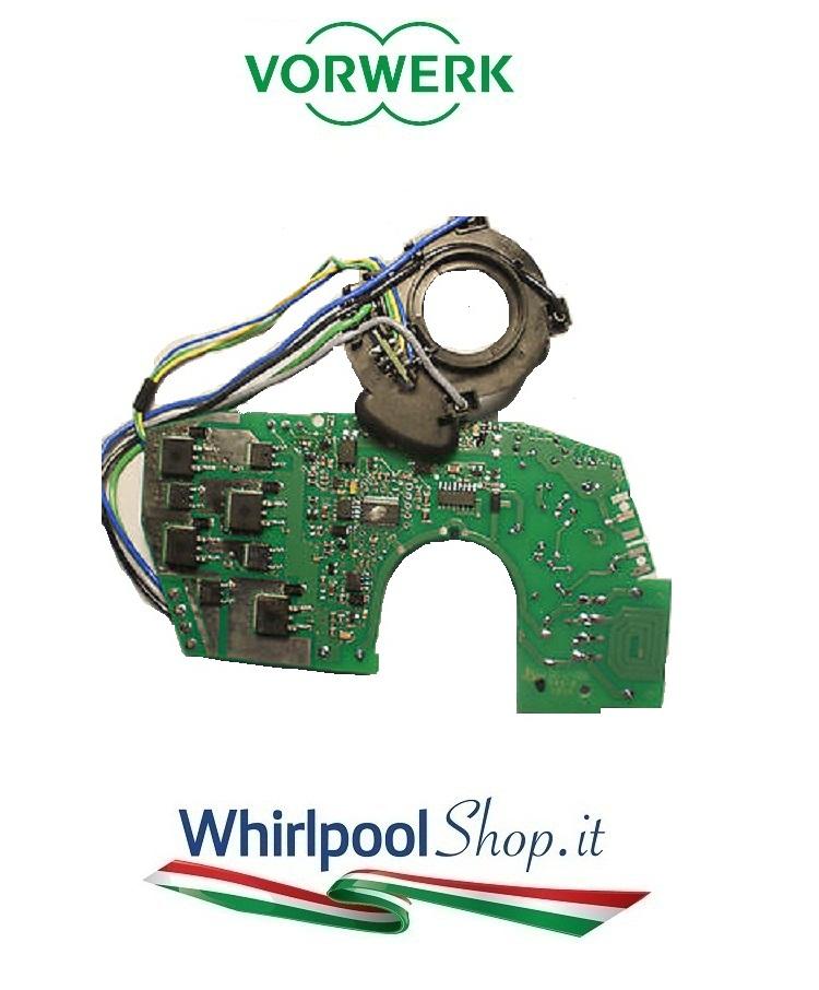 Scheda elettronica kobold vorwerk folletto modello vk140 e - Scheda motore folletto vk 140 ...