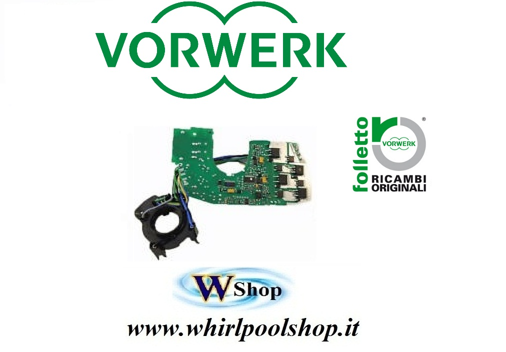 Whirlpool shop catalogo - Scheda motore folletto vk 140 ...