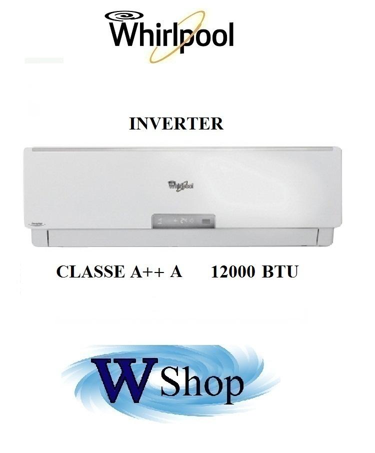 Climatizzatore Whirlpool Inverter 12000 btu mod AMD351/1 classe A++ / A+ € 520,00