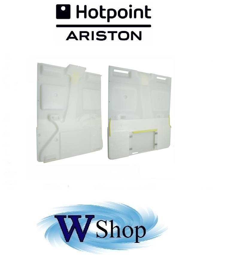 Parete posteriore freezer per combinati Hotpoint Ariston Indesit cod. C00301994 € 35,00