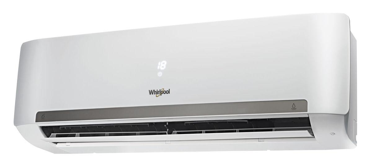 Climatizzatore Whirlpool Modello Spiw412 classe A++ display telecomando Touch € 549,00
