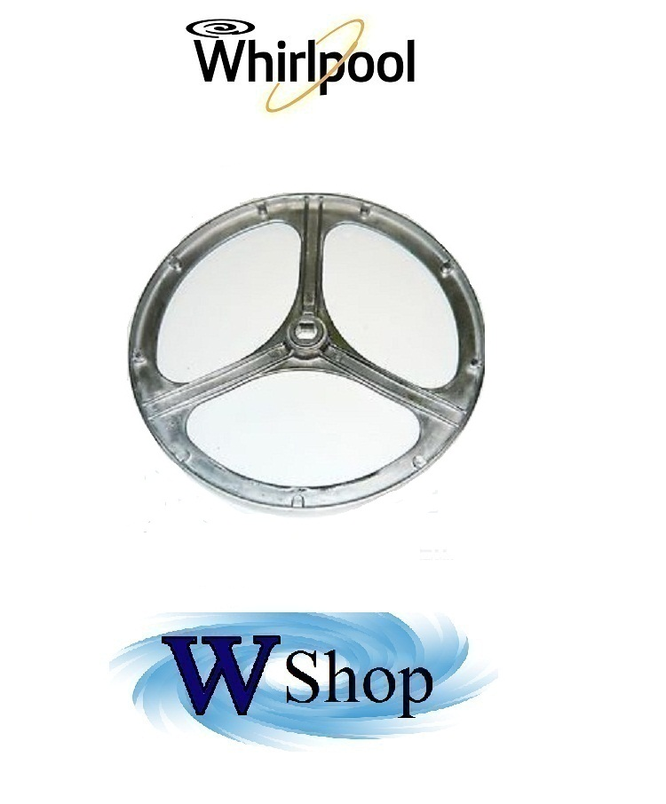 Puleggia cestello per lavatrice Whirlpool Ignis Bauknecht codice 481952888119 € 29,00