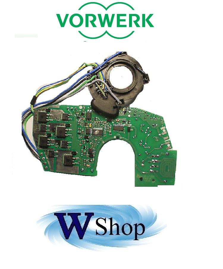 Scheda elettronica kobold vorwerk folletto modello vk140 e vk150 cod 32089 70 00 - Scheda motore folletto vk 140 ...