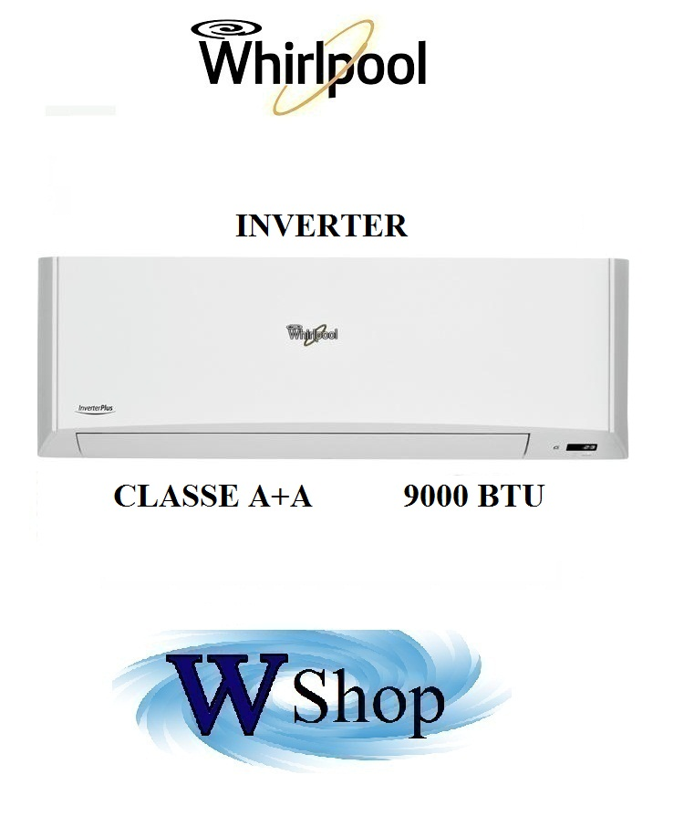 Climatizzatore Whirlpool Inverter 9000 btu modello AMD024/1 classe A+/A € 399,00