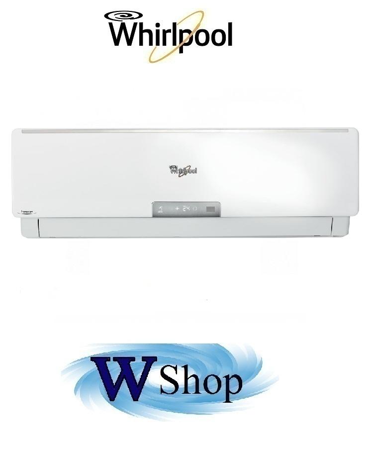 Climatizzatore d'aria Whirlpool Modello Amd351/1 potenza 12.000 Btu Classe A++ / A+ € 470,00