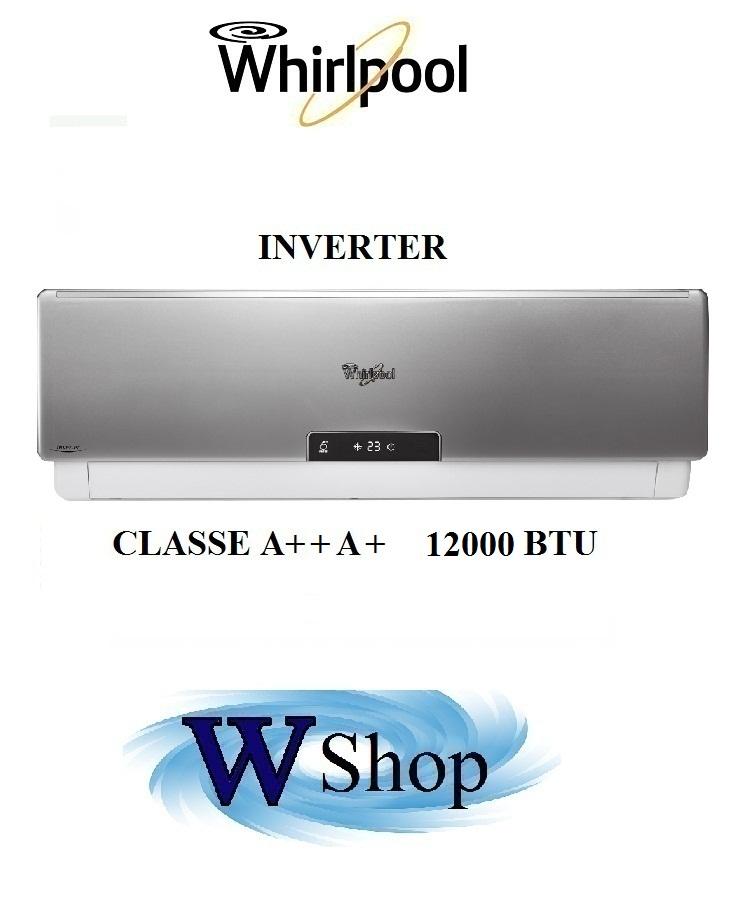 Climatizzatore Whirlpool Inverter 12000 btu mod AMD355/1 classe A++ A+ € 750,00