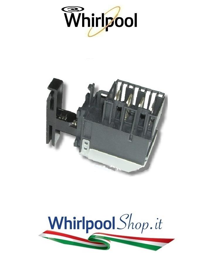 Interruttore 4 contatti pulsante accensione per - Interruttore lavatrice ...
