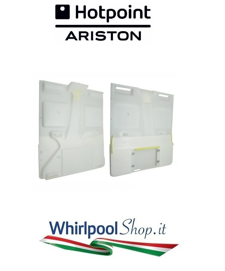 Parete posteriore freezer per combinati Hotpoint Ariston Indesit Scholtes codice C00301994 € 35,00