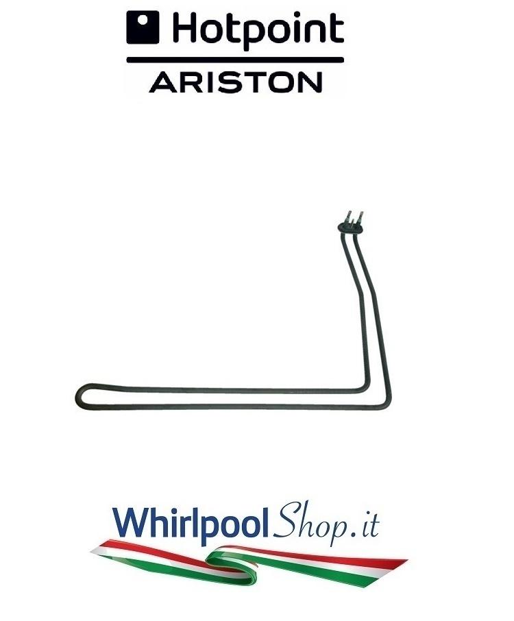 Resistenza acqua calda per lavastoviglie Hotpoint Ariston Indesit codice C00144898 € 29,00