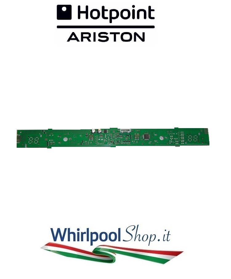 Scheda interfaccia  / Scheda led per frigoriferi Hotpoint Ariston Indesit codice C00143102 € 97,00