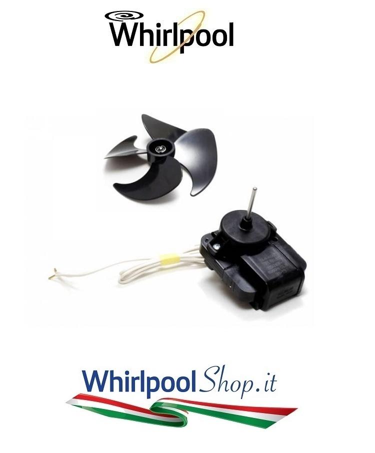 Motorino Ventola per frigoriferi Whirlpool Ignis Bauknecht F6I  codice 481936170011 € 35,00