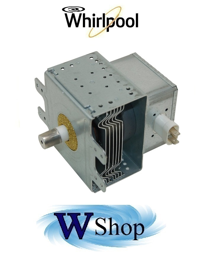 Magnetron per forni a microonde Whirlpool / Ignis / Bauknecht cod. 481213158813 € 75,00