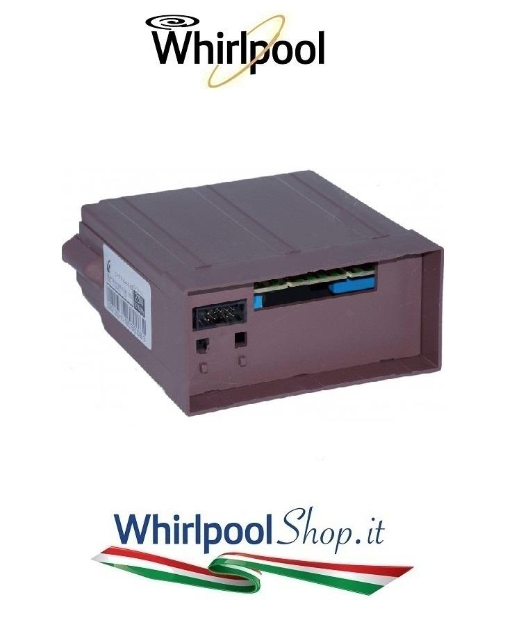 Scheda Elettronica Rigenerata Per Frigorifero Whirlpool Arc4020