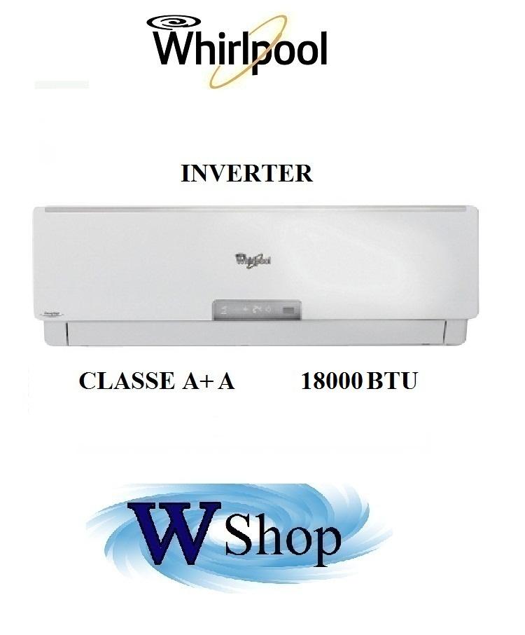 Climatizzatore Whirlpool Inverter 18000 btu mod AMD352/1 classe A+A € 850,00
