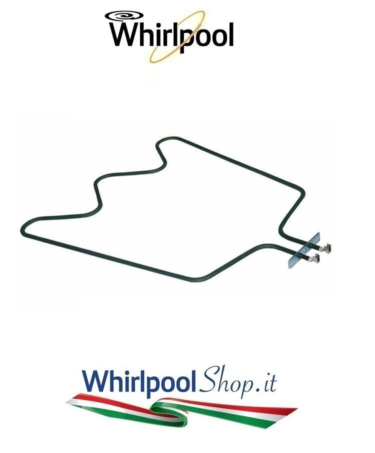 Resistenza inferiore forno incasso whirlpool ignis bauknecht 1150 W codice 481225998421 €24,50