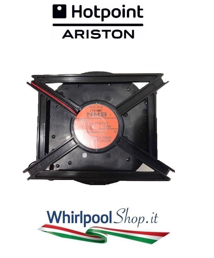 Ventola Elettronica Bassa Tensione Per Frigorifero Hotpoint Ariston