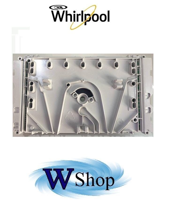 Scheda per lavatrice Whirlpool codice 480111104626